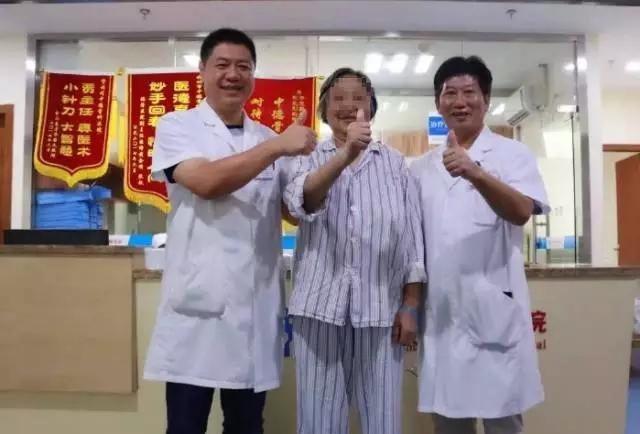 无需动刀!74岁骨性关节炎患者康复,生活又自如了